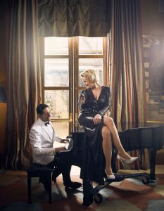 Hotel de Anza Jazz Singer