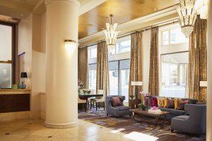Hotel de Anza Lobby