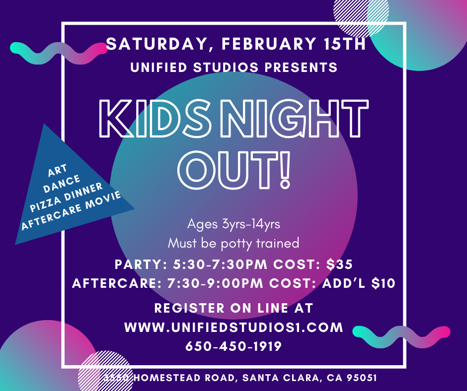 Kids Night Out in Santa Clara